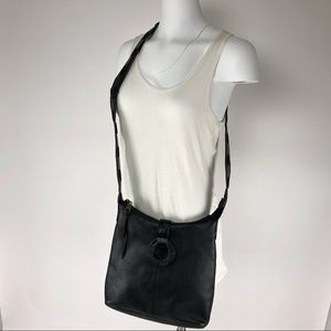 The Sak Original shoulder crossbody bag leather